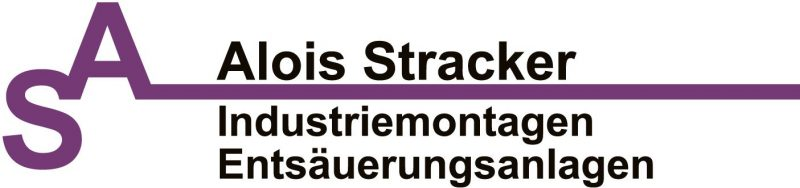 Alois Stracker Industriemontagen, Entsäuerungsanlagen, Wasseraufbereitung, Kunststoffverarbeitung, Metallverarbeitung, Industriemontagen